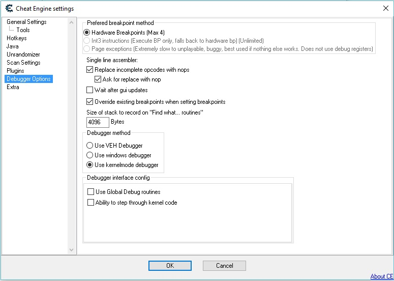 Cheat Engine :: View topic - Bluestacks Windows 10 Setting