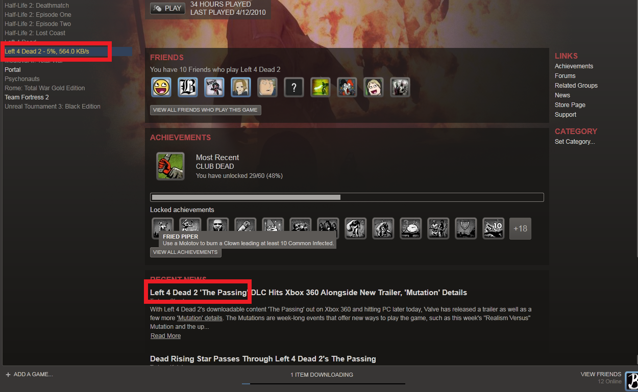 Cheat Engine :: View topic - Left 4 Dead 2 DLC is finally