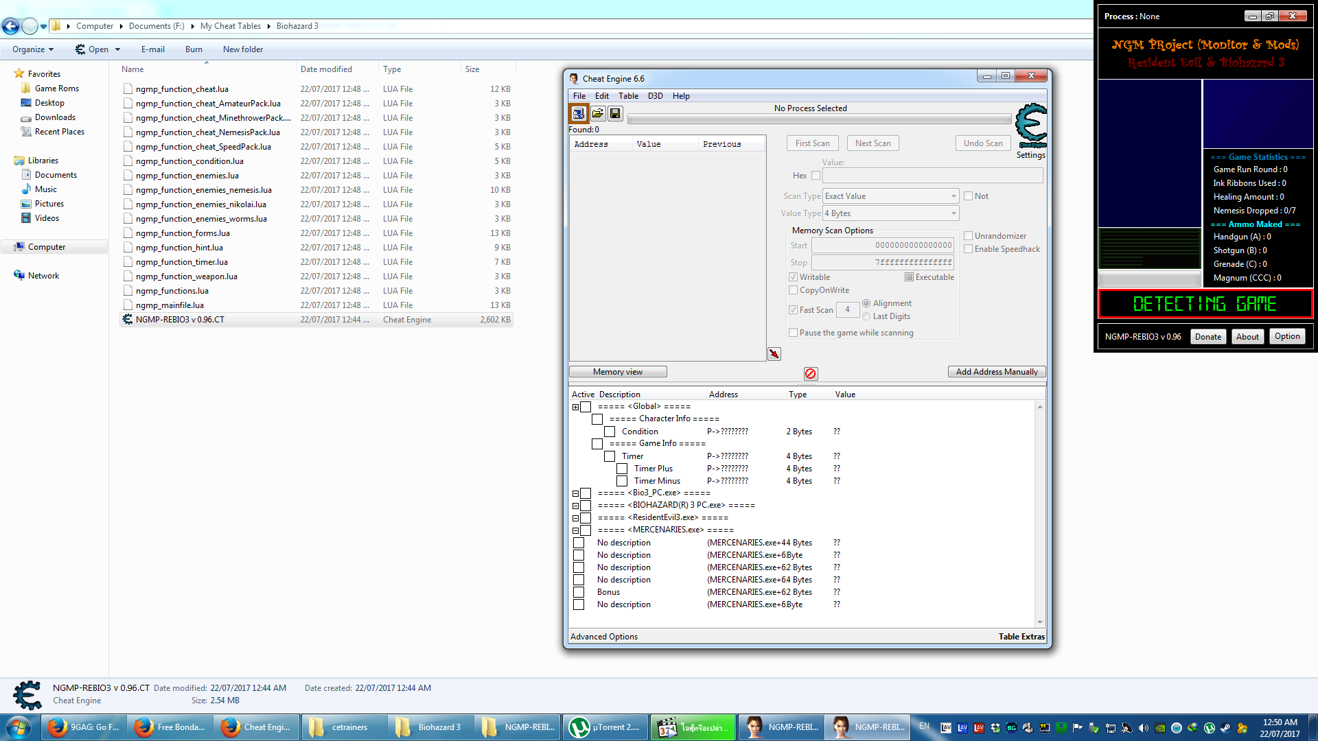 Cheat Engine :: View topic - Can anyone decompile my CE  EXE