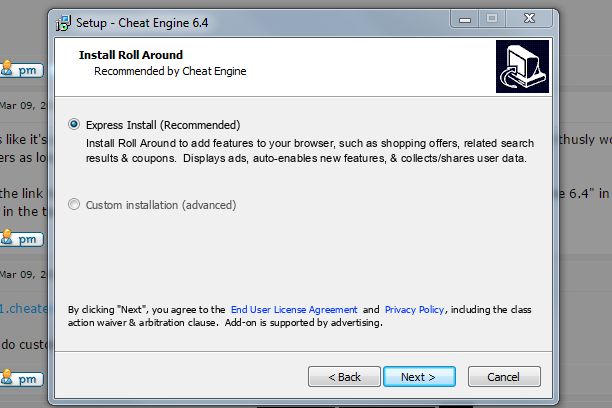cheat engine how to add ids