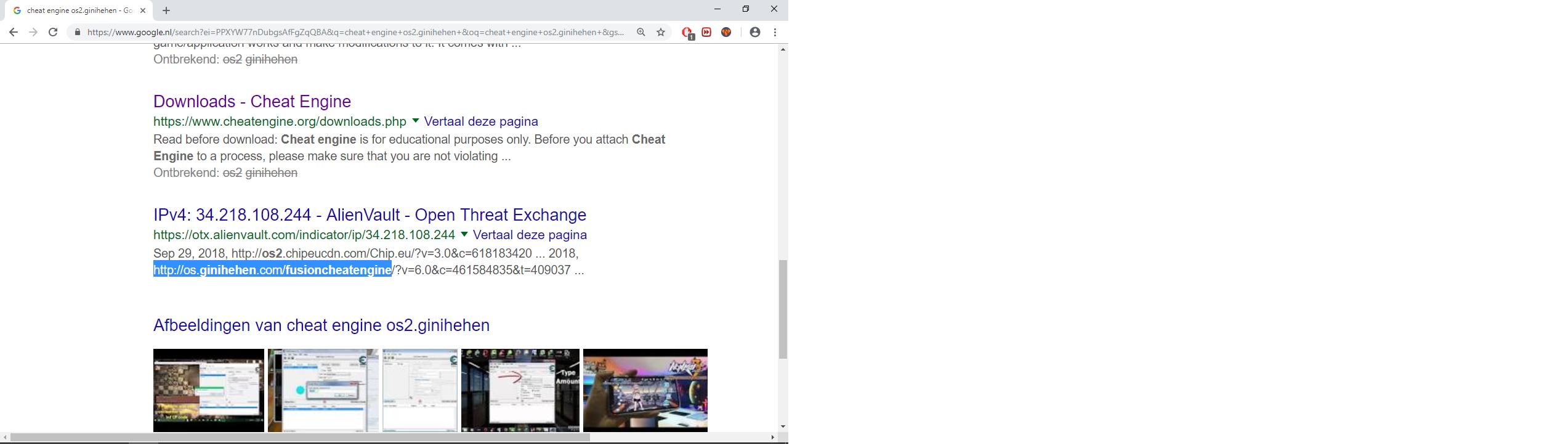 Cheat Engine :: View topic - OMG VIRUS!!!